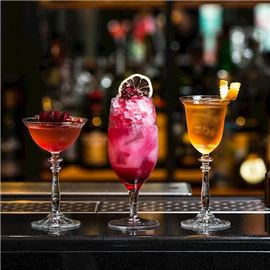 Try our new cocktail menu at Smith & Whistle
