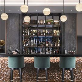 Smith & Whistle, Mayfair Local Bar at Sheraton Grand London Park Lane