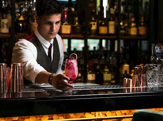 Smith & Whistle - Cocktail Bar in Mayfair