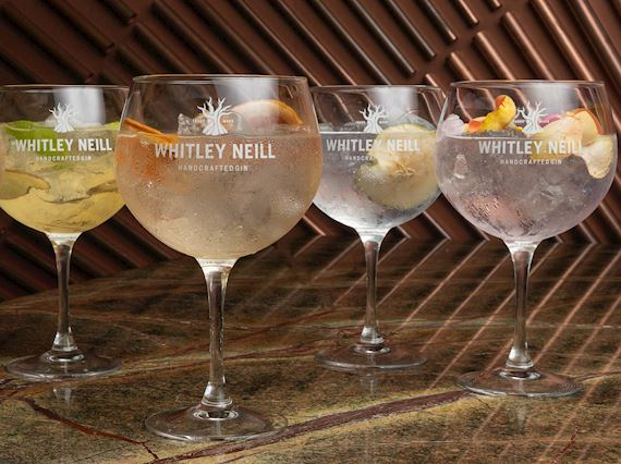 Gin & Tonic at Smith & Whistle - Happy Hour