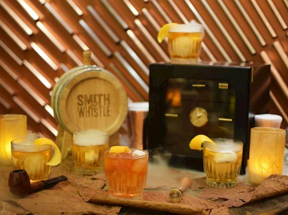 Special Offers at Smith & Whistle - Old Fashioned